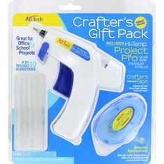 Ad-Tech Crafter Gift Pack, White * Discover this special product, click the image : Wrapping Ideas