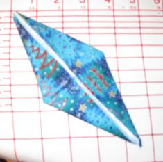 Magpie Shinies: No-Sew Fabric Origami Crane Ornaments - Tutorial Origami Swan, Origami Butterfly, Origami Flowers, Paper Flowers Diy, Fabric Origami, Origami Paper, Origami Crane Tutorial, Swan Tattoo, Origami Architecture