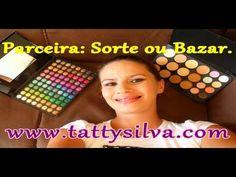 Nova Parceira: Sorte ou Bazar, venha conhecer - Tatty Silva