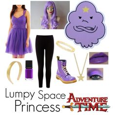 adventure time ispired outfits - Google Search