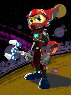 Ratchet- Ratchet and Clank franchise