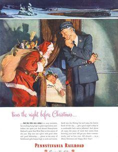 Vintage Christmas Ads | Abduzeedo Design Inspiration