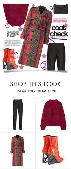 """""""Check please!"""" by krista-zou on Polyvore featuring Eleven Six, Paul Smith, Puma and Chanel"""