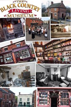 The Black Country Living Museum, Dudley, West Midlands