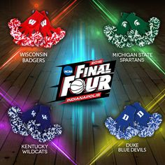 March Madness Final Four Sale! 20% off ALL NCAA gloves :)