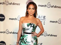 J.Lo attends March of Dimes' Celebration of Babies Hollywood luncheon, where she received a parenting award. Getty Images -Cosmopolitan.com