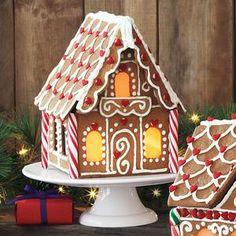 gingerhaus® - christmas - gingerbread house