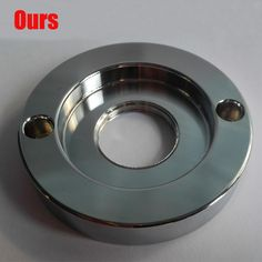 Commercial Blender Spare parts Aluminum blades fixer metal screw nut retainer High Quality parts