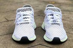 adidas Deerupt Runner Chaussure, Baskets, Chaussures, Mode De Vie  Minimaliste, Arsenal, 86478d9a95eb