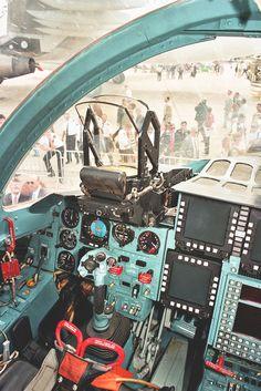Su 34 Cockpit