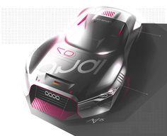 Audi R2 - E-DTM by Arthur Martins