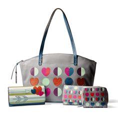 Relic Geometric & Hearts Handbag Collection