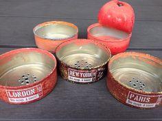 Cloverで建てる自然素材のおうち またまたリメイク缶。