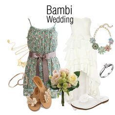 """Bambi Wedding"" by accio-disney on Polyvore"