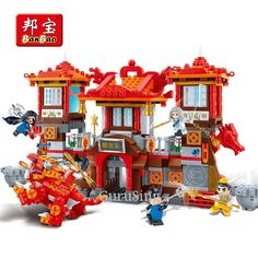 Product Name: Bang Bao Hall of Yuen Long 6601 Click On Link To View This Product : http://gurusing.sg/shop/toys-games/bang-bao-hall-of-yuen-long-6601. We Have Publish More Products And Special Offer Are Going On Our Website GuruSing. Hurry Enjoy Up To 80% Discounts......