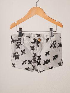 Crosses Shorts