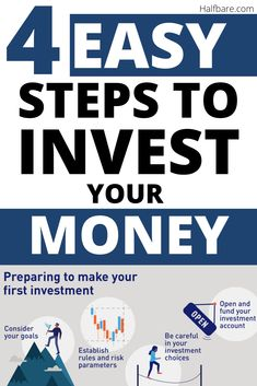 Not sure how to invest money? No worries, in this article I provide simple and actionable steps to start investing your money ASAP. Make this year the year you start investing for your goals. Passive Income Opportunities, Creating Wealth, Investment Advice, Investing Money, Finance Tips, Money Saving Tips, Personal Finance, Embroidery Hoops, Money Makers