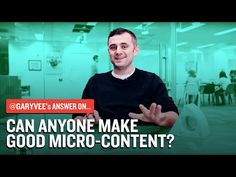 Can Anyone Make Good Micro-Content? - YouTube