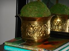 Vintage Brass Planter.Vintage by SouthernWaterlillies on Etsy