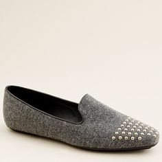 Darby loafers.  Inspired by a gentleman's formal dress slipper.  I've been dreaming about a loafter like this for months.