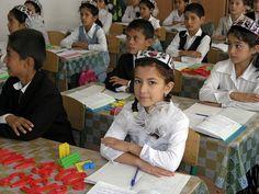 Classroom in rural Uzbekistan. Photo: Matluba Mukhamedova/World Bank