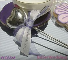 Souvenir de Decoration_Wedding Gift_Wedding de mariage d'Infuser de thé de WJ035/A_Heart-Shaped