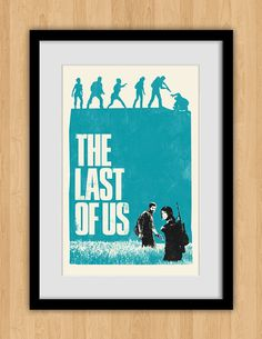 The last of us WilliamHenryDesign posters on Etsy- L'ultimo di noi poster di WilliamHenryDesign su Etsy The last of us WilliamHenryDesign posters on Etsy - Things I Need To Buy, Latest Tattoos, White T, Tattoo Trends, Poster On, Tattoo Models, Tattoo Quotes, Watercolor, Tank Tops