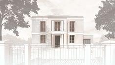 Realisierung eines Landhauses mit klassischer Prägung in Kleinmachnow