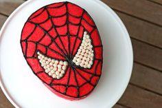 spiderman cake ideas 04