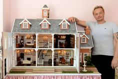 Sean Valentine's latest creation took him a year to complete and has sold for £1,800 on eBay
