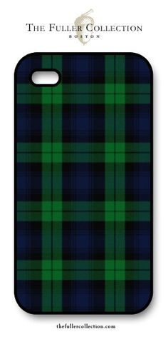 Blackwatch Tartan iphone Cover I wish these were available for Samsung phones