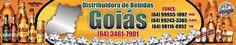 Eu recomendo Distribuidora de Bebidas Goiás- Colegial, #Pires do Rio, #Goiás, #Brasil