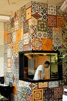 bread oven room by daveleb, via Flickr