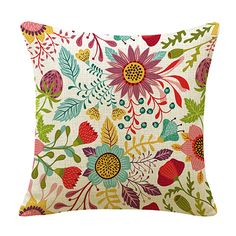 Perfect for adding a touch of glamour to your home! Highlights  Crafted from highest-quality fabrics and intricate designs  Features  Cushion Cover Only Includi