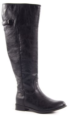 These Boots Are Made For Walkin in Black