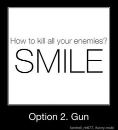 iFunny :) I opt for option two