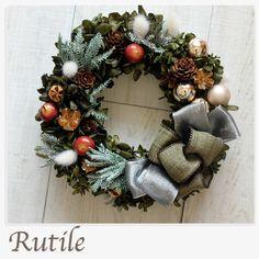 ノルディックXmasリース | Rutile