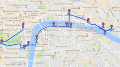 This Is (Possibly) The Most Efficient Sightseeing Tour Of London - Secret London