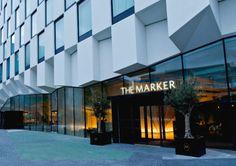 The Marker Hotel Branding