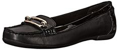 Anne Klein Women's Noris Penny Loafer, Black, 11 M US >>> Find out more about the great product at the image link.
