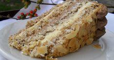 Kada sam prvi put pre par godina pročitala recept, istog trena sam znala da mora, jednostavno mora da bude odlična. Ali, kako torte pri... Baking Recipes, Cookie Recipes, Bread Recipes, Dessert Recipes, Torte Recepti, Kolaci I Torte, Soccer Birthday Cakes, Torte Cake, Croatian Recipes