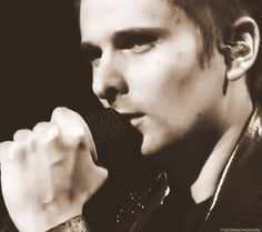 Matt Bellamy/ MUSE