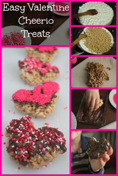 Easy Valentine Treats for Kids