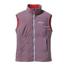 Patagonia Women\'s Nano-Air\u2122 Vest - Tyrian Purple TRP