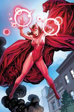 In HOUSE OF M, Scarlet ha cancellato un'intera specie pronunciando 2 semplici parole: basta mutanti!