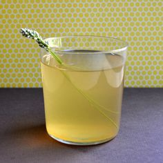 Lavender Chamomile Mint Tea with Lemon and Honey - Nearly everyone, including me, who tasted this tea was suddenly scrounging through their purse or asking a stranger for a pen and paper to jot down the recipe. It's that good.