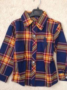 boys, plaid, polo, dress shirt Polo Logo, Navy Background, Picture Day, Dress Shirt, Plaid, Denim, Fall, Boys, Clothing