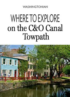 The colonial remnants of Georgetown are right in your backyard   Washingtonian