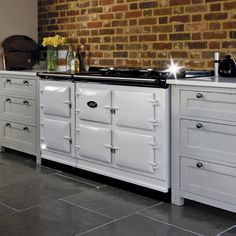 Maintain that showroom shine with the tried and tested range of AGA chrome and enamel cleaner