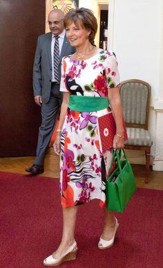 la princesse Margareta de Roumanie